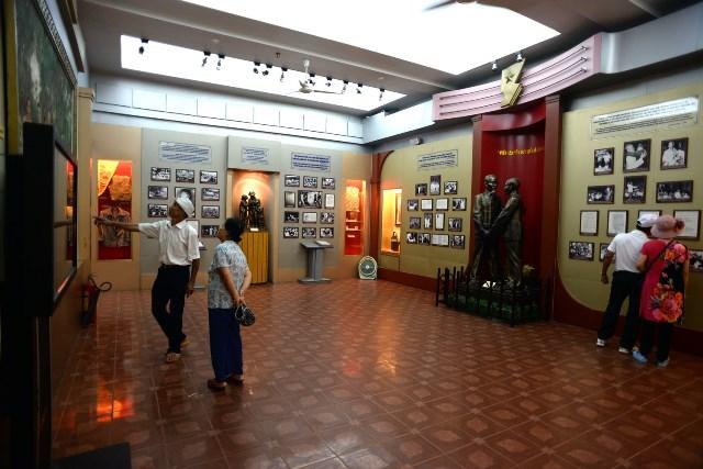 Phát triển Không gian văn hóa Hồ Chí Minh tại thành phố mang tên Bác