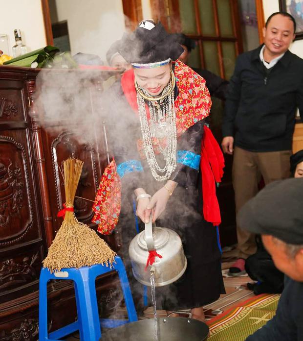 Nét đẹp trong phong tục cưới hỏi của dân tộc Nùng ở Hoàng Su Phì