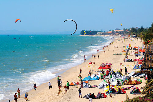 Chương trình kích cầu du lịch Bình Thuận năm 2021