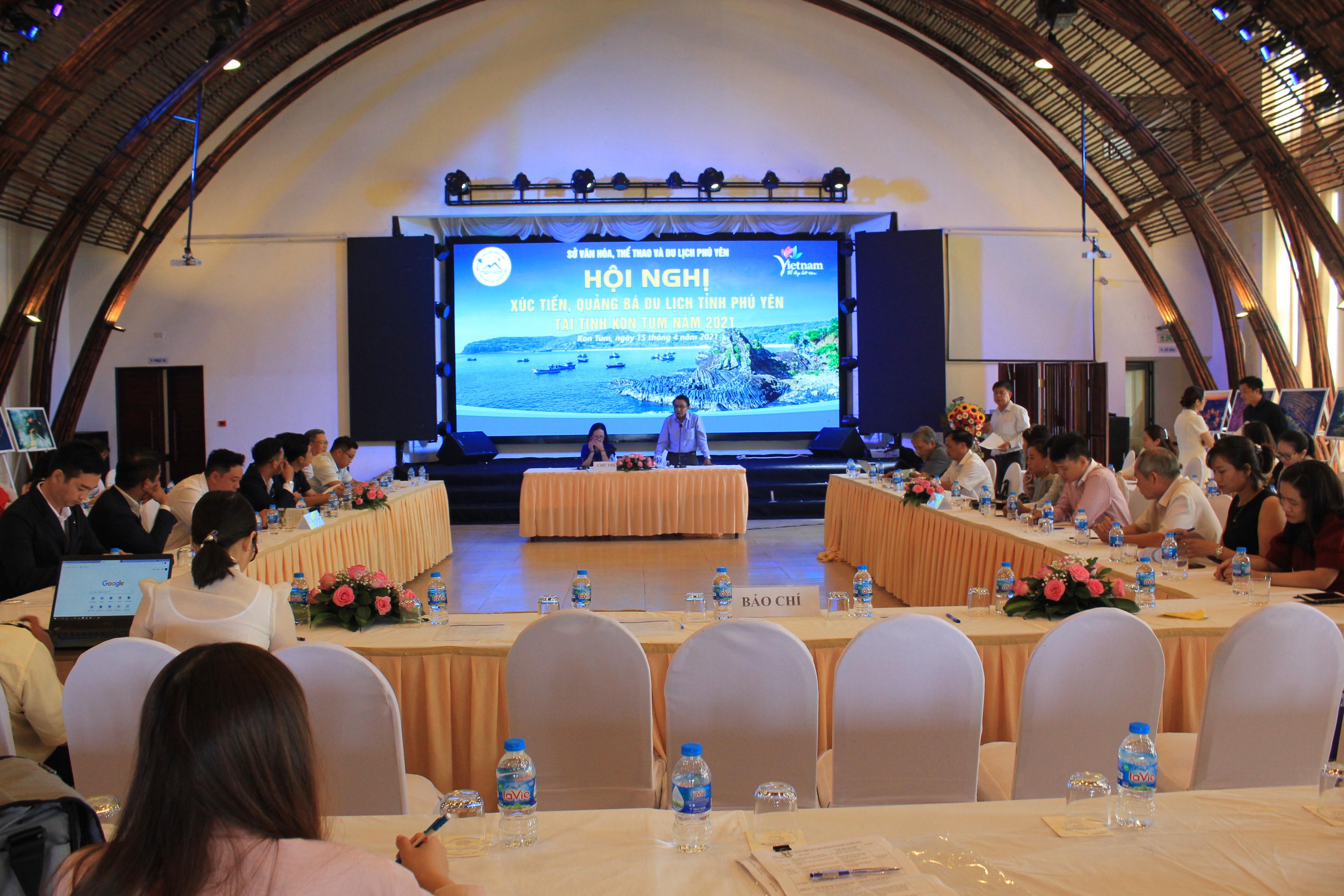Phú Yên triển khai chương trình xúc tiến du lịch tại Kon Tum