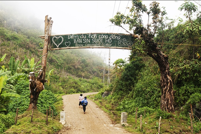 Sin Suối Hồ (Lai Châu): Sức hút từ du lịch cộng đồng