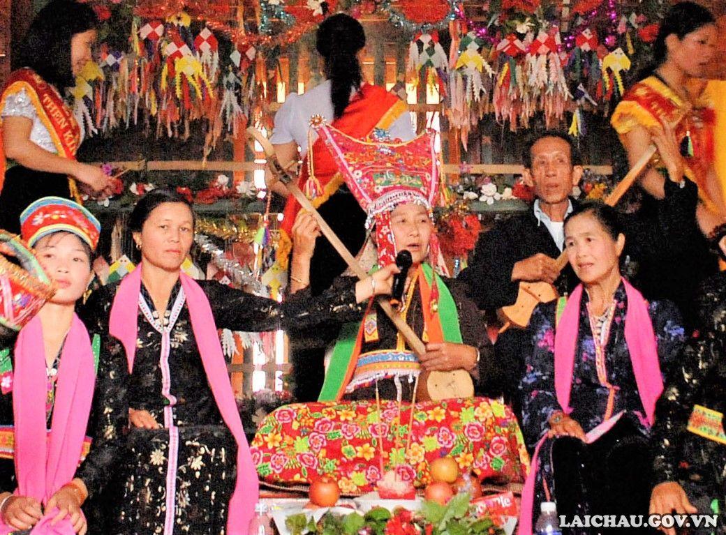 Lễ hội Then Kin Pang huyện Phong Thổ (Lai Châu) năm 2021 sẽ diễn ra từ ngày 20 - 21/4/2021