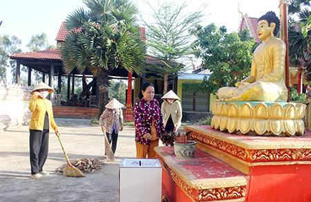 Hậu Giang: Tết Chol Chnam Thmay năm nay vui hơn, rộn ràng hơn