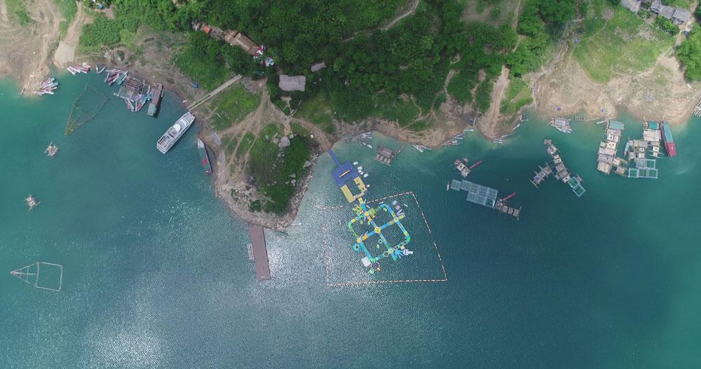 Quy hoạch chung xây dựng khu du lịch quốc gia hồ Hòa Bình: Xây dựng thương hiệu du lịch Hòa Bình phát triển xanh, bền vững