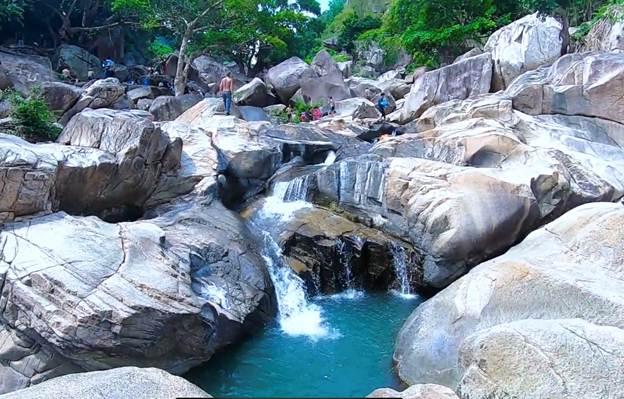 Suối Tiên - Điểm du lịch dân dã giữa núi rừng