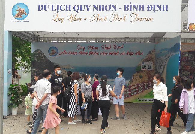 Quảng bá du lịch Bình Định tại Hà Nội