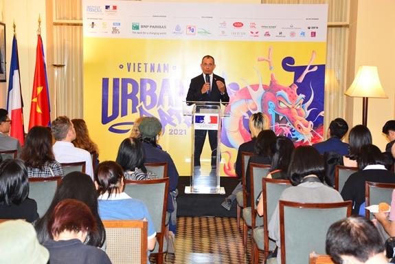 """Giới thiệu sự kiện nghệ thuật đường phố """"Jam – Vietnam Urban Arts 2021"""" tại TP. Hồ Chí Minh"""