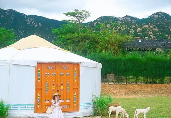 Trải nghiệm lều Mông Cổ trên thảo nguyên tuyệt đẹp tại Khu du lịch thể thao mạo hiểm Tanyoli (Ninh Thuận)