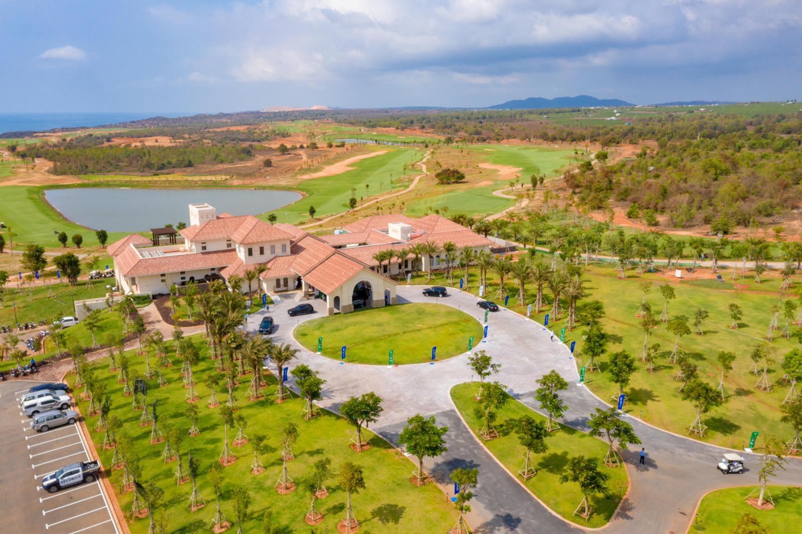 NovaWorld Phan Thiet khai trương một phần cụm sân golf PGA Ocean