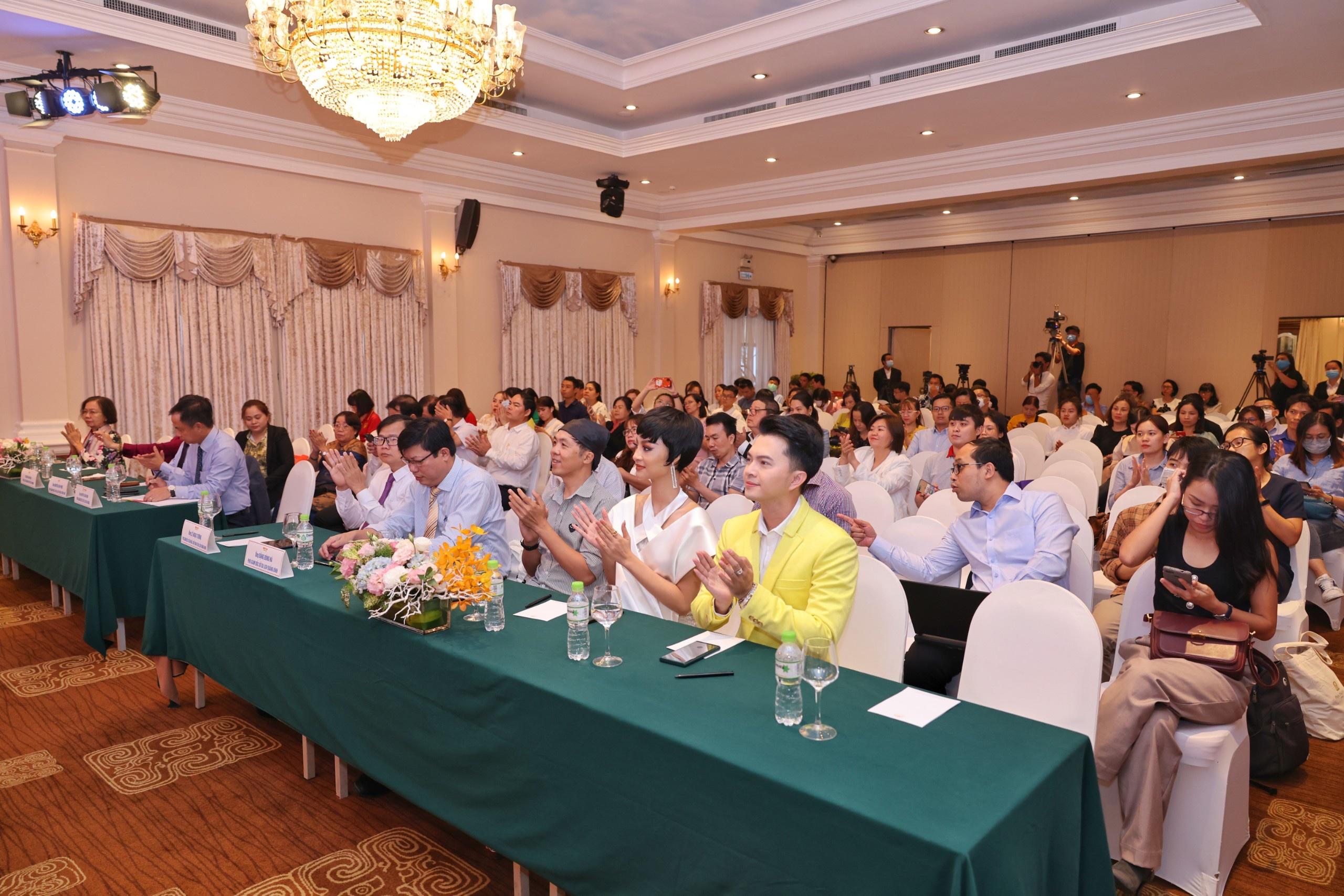 """Giới thiệu Chương trình """"Miền di sản diệu kì"""" tại Tp. Hồ Chí Minh"""