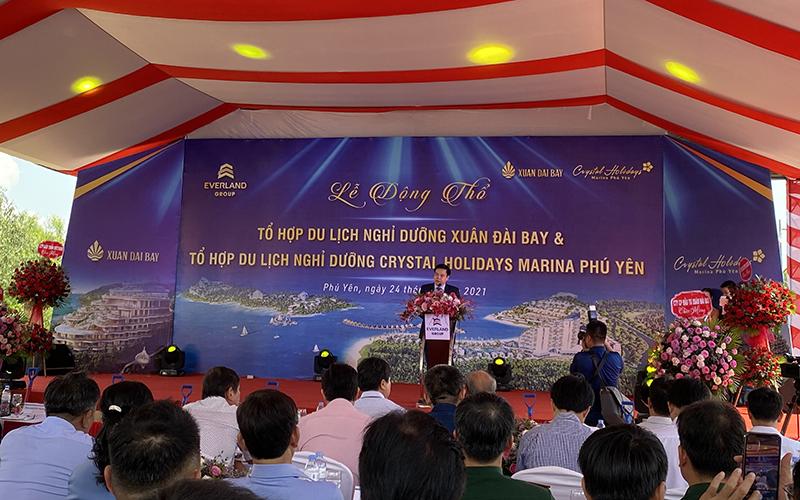 Phú Yên khởi động hai dự án bất động sản nghỉ dưỡng 2.200 tỷ đồng