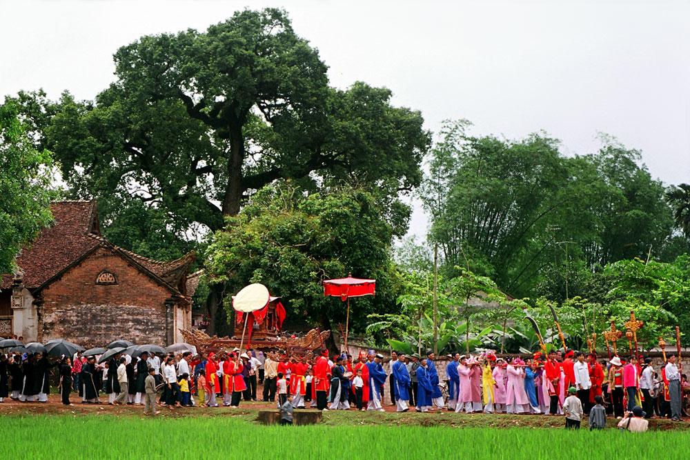Bắc Giang: Lễ hội Tiên Lục vang danh cả vùng