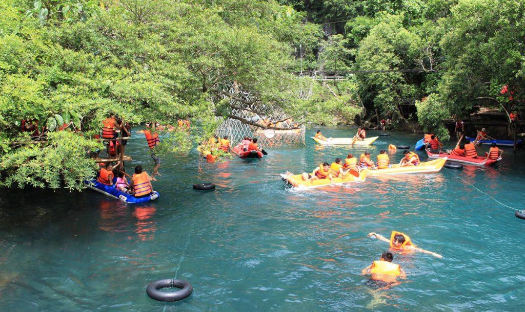 Khách du lịch đến Quảng Bình đã có sự phục hồi và tăng trưởng