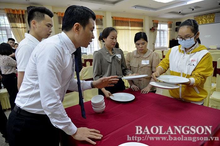 Lạng Sơn: Chú trọng nâng cao chất lượng nguồn nhân lực du lịch