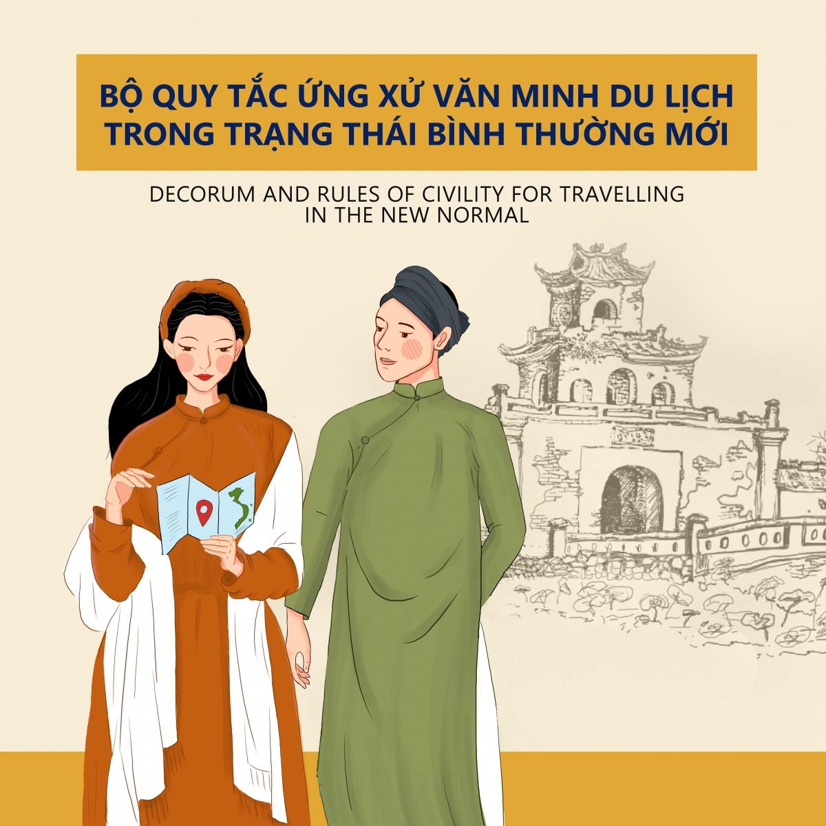Thừa Thiên Huế ban hành Bộ quy tắc ứng xử văn minh du lịch