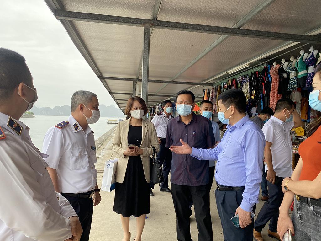 Quảng Ninh tích cực triển khai các biện pháp phòng chống dịch trước khi bước vào dịp nghỉ lễ 30/4-1/5