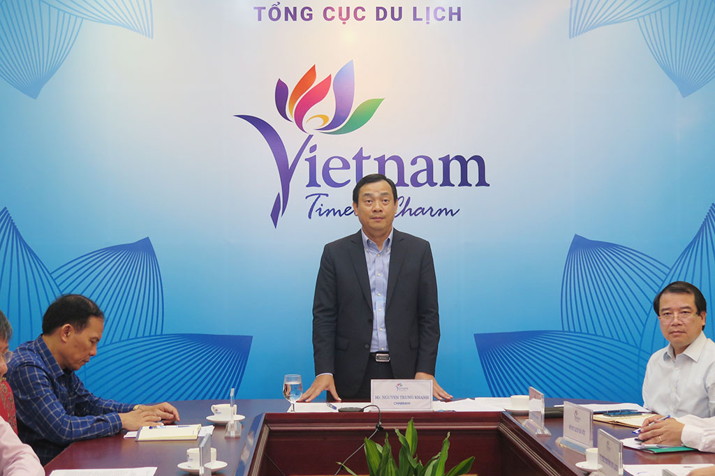 Tổng cục trưởng Nguyễn Trùng Khánh: Tập trung triển khai đồng bộ các biện pháp phòng chống dịch bệnh, đảm bảo môi trường du lịch an toàn dịp nghỉ lễ 30/4 - 1/5