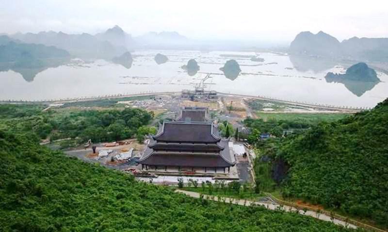 Hà Nam tạm thời đóng cửa Khu du lịch Tam Chúc