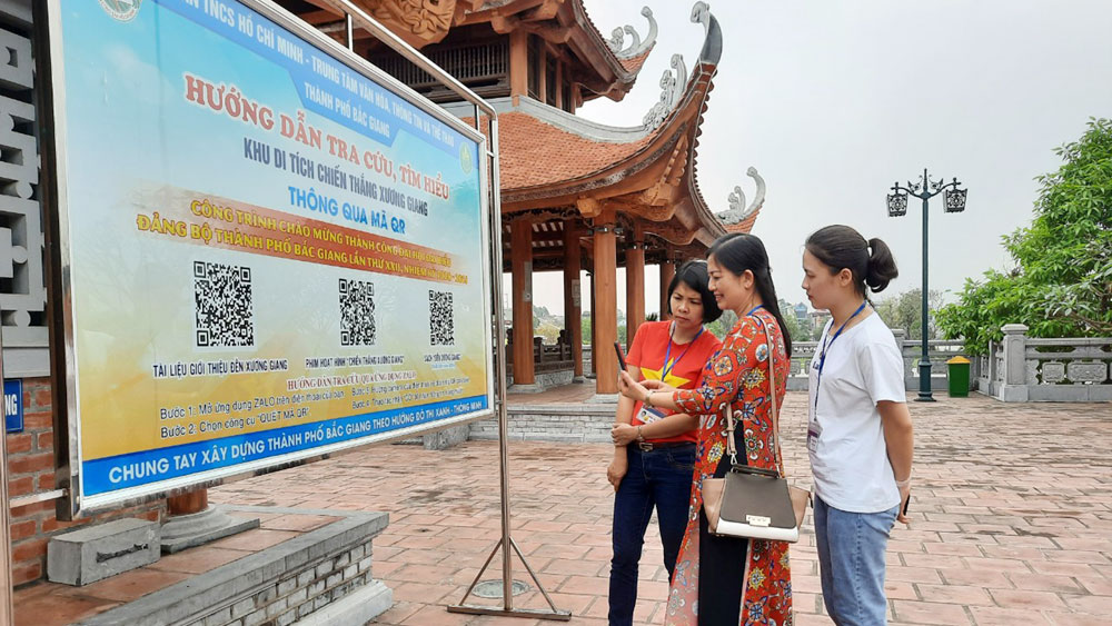 Bắc Giang: Số hóa dữ liệu phục vụ phát triển du lịch