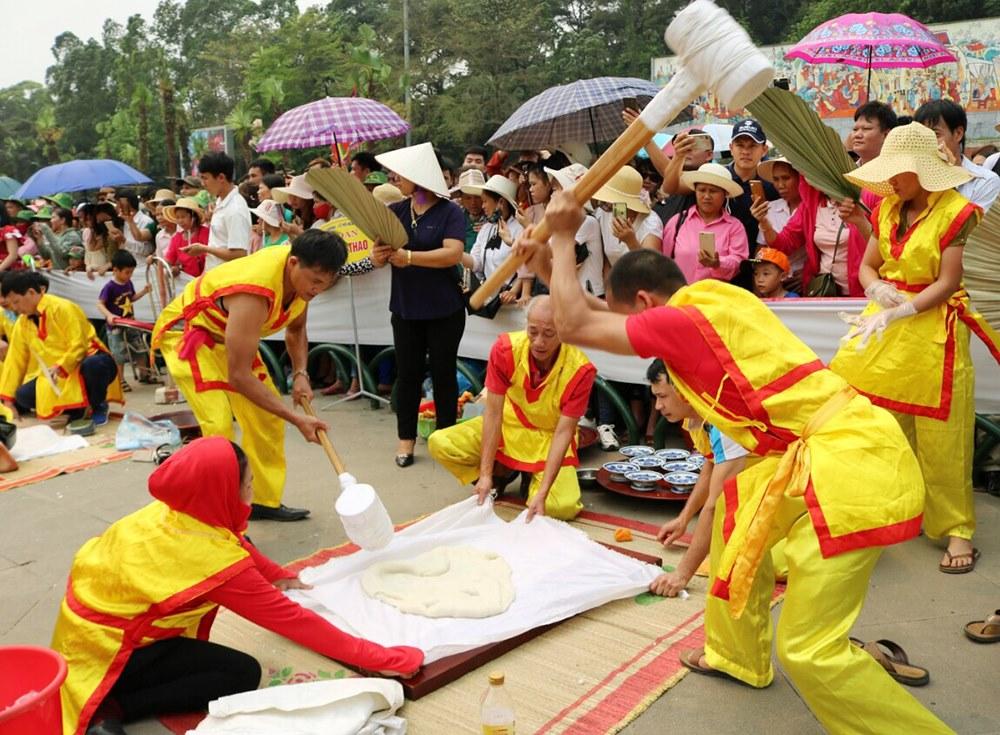 Phú Thọ: 13 huyện, thành, thị sẽ tham gia Hội thi gói, nấu bánh chưng và giã bánh giầy lần thứ VIII