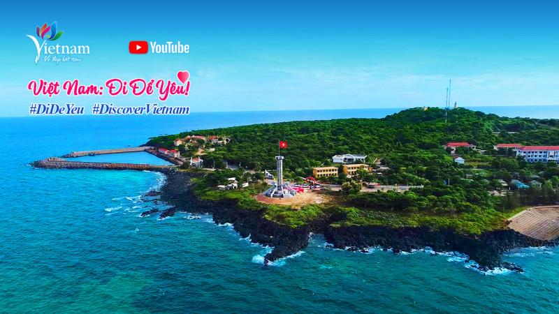"""Khởi động mùa du lịch hè, trải nghiệm thiên đường biển đảo với Clip """"Việt Nam: Đi Để Yêu! – Bao la biển gọi"""""""
