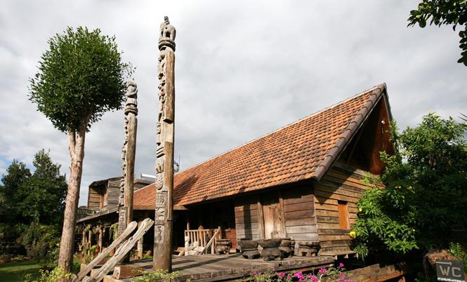 Cô Thôn (Đắk Lắk) - buôn làng trong thành phố