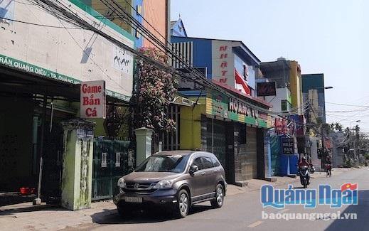 Quảng Ngãi tạm dừng hoạt động vũ trường, bar, karaoke để phòng dịch Covid-19