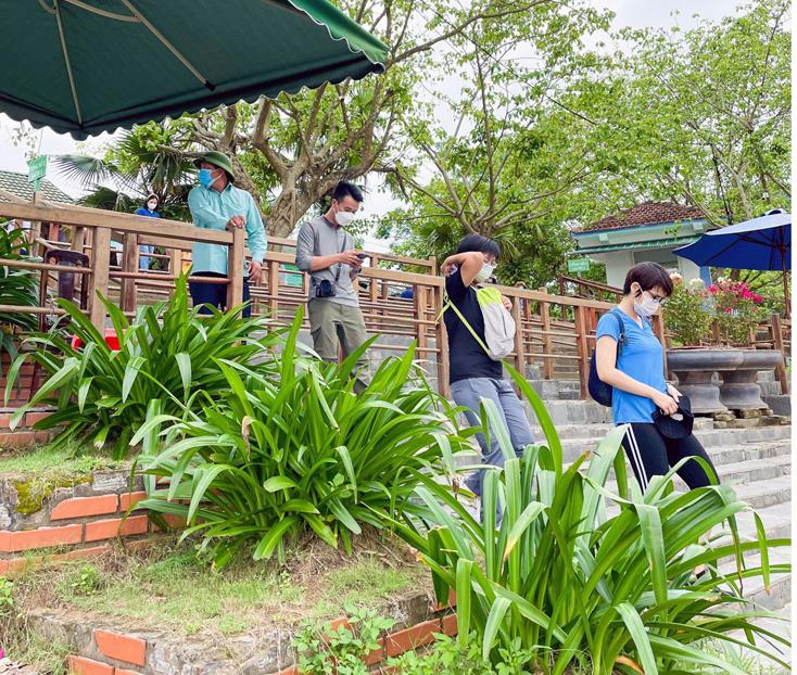Phong Nha-Kẻ Bàng: Điểm đến an toàn, hấp dẫn trong dịp nghỉ lễ