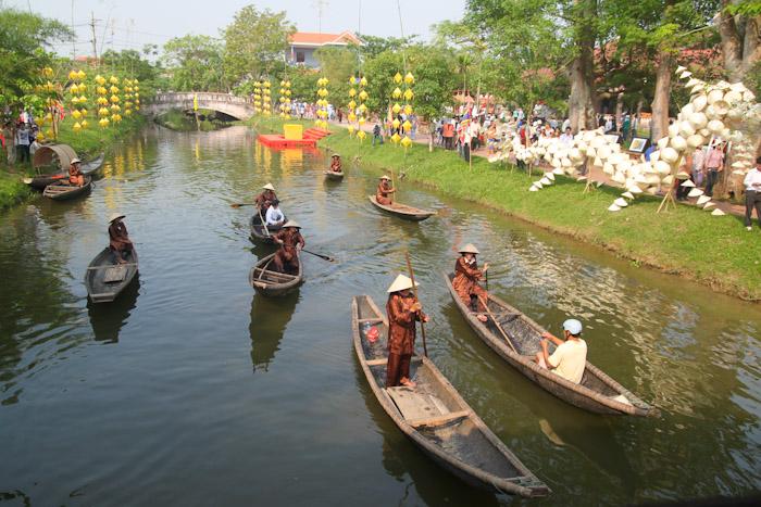 Thừa Thiên Huế: Phát triển du lịch cộng đồng ở Hương Thủy