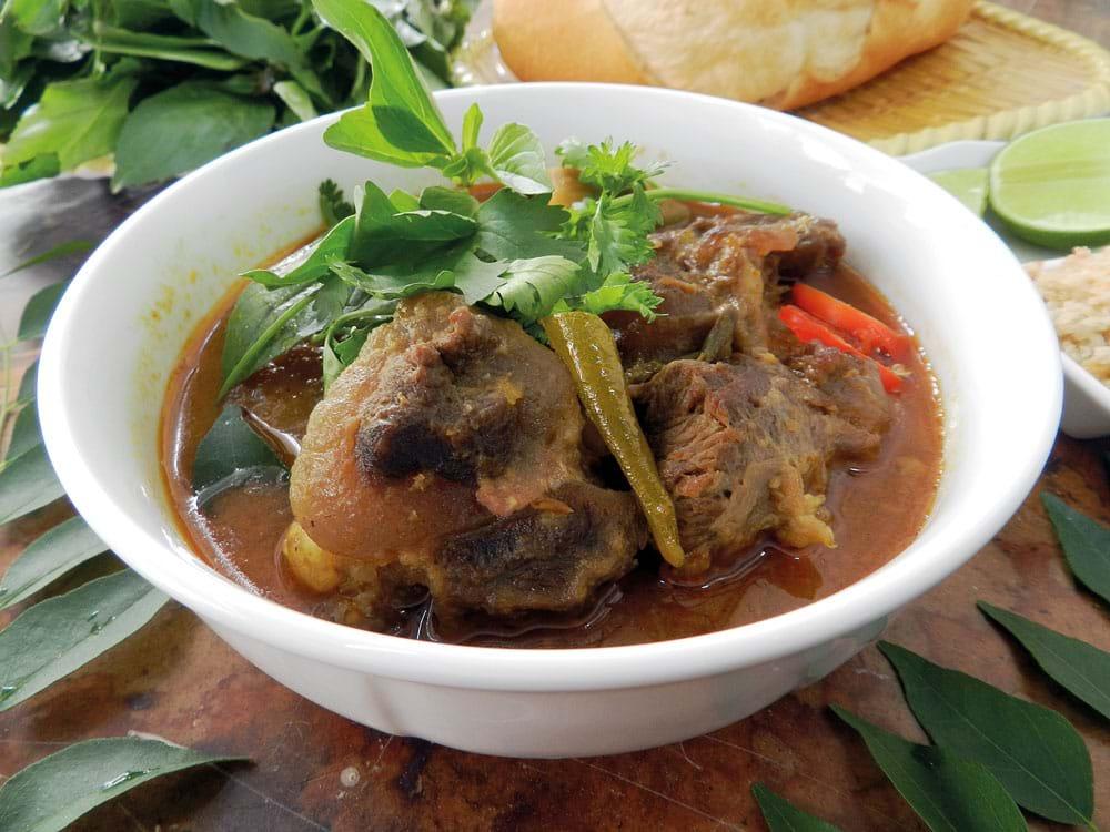 Đặc sản ẩm thực của người Chăm An Giang