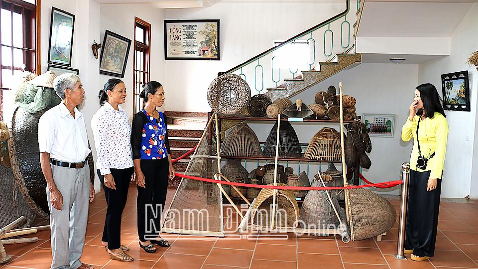 Để thương hiệu du lịch Nam Định phát triển bền vững