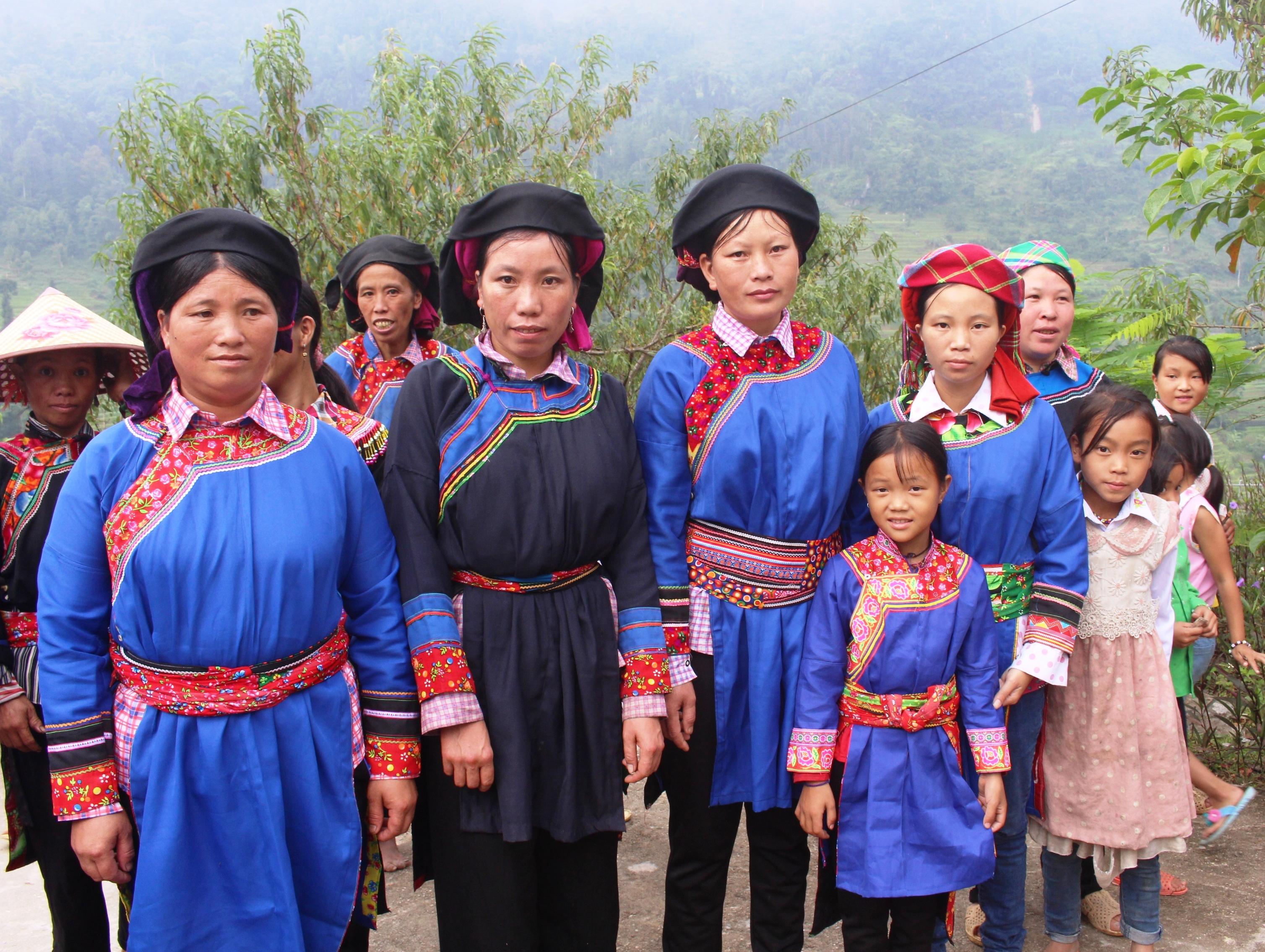 Khám phá phong tục cưới hỏi của dân tộc Cờ Lao (Hà Giang)