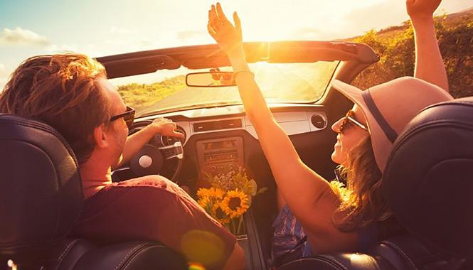 Bí quyết lái xe du lịch an toàn