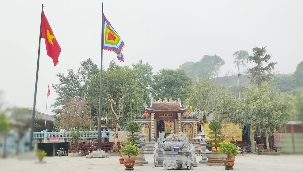 Lào Cai: Tạm dừng đón khách tại di tích lịch sử Đền Bảo Hà để phòng dịch Covid-19