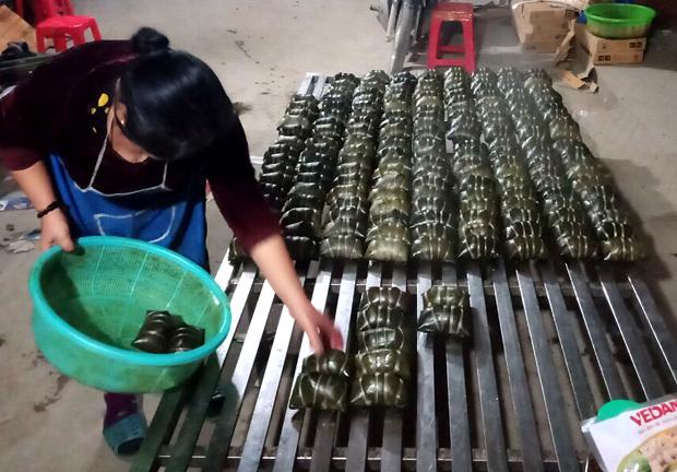 Thành phố Hà Giang với nhiều loại bánh hấp dẫn