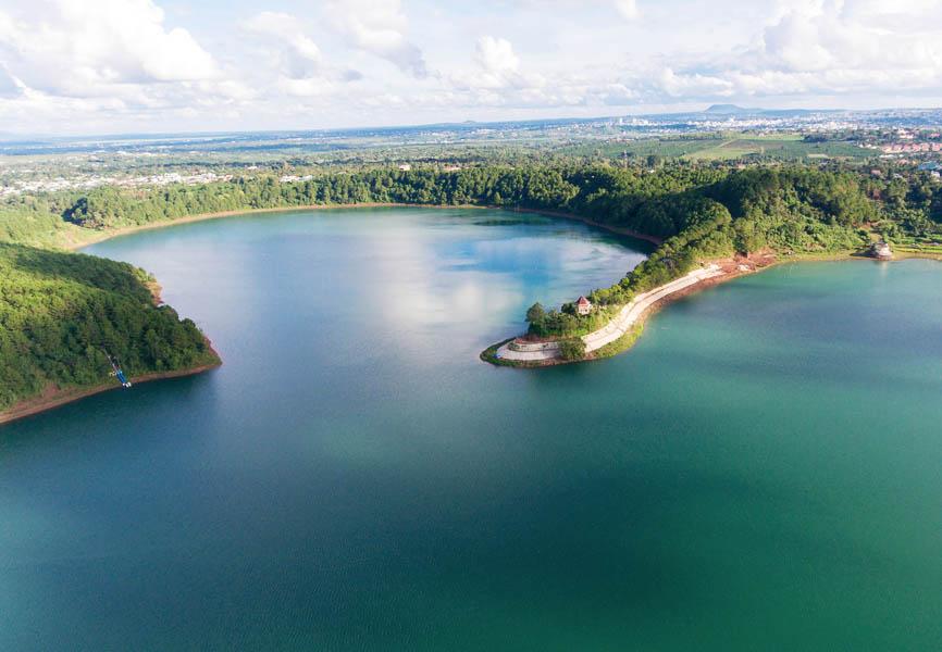 Gia Lai - vùng đất giàu tiềm năng du lịch
