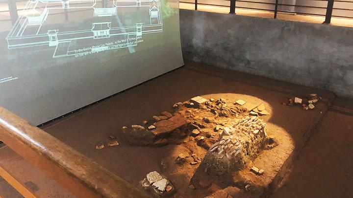 Giấc mơ du lịch hóa di sản khảo cổ Hoa Lư