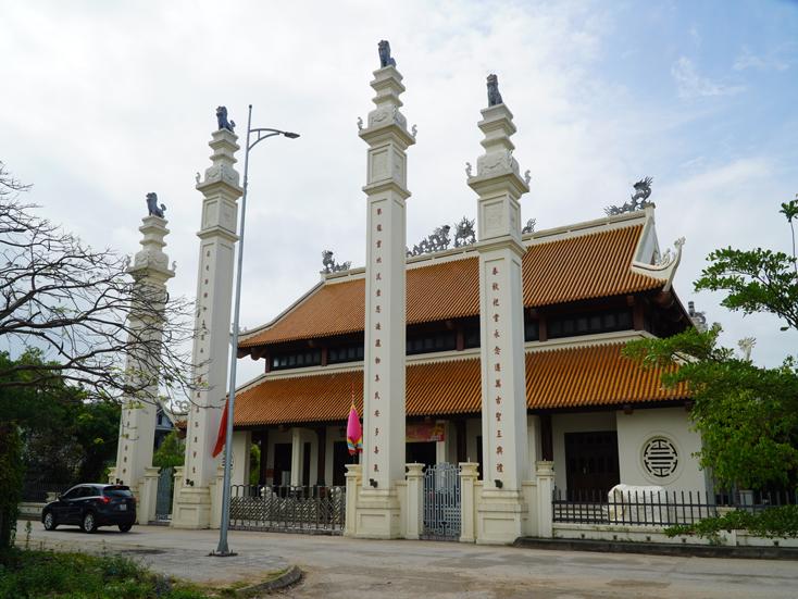 Phan Long-Ba Đồn... thị xã ven sông của tỉnh Quảng Bình