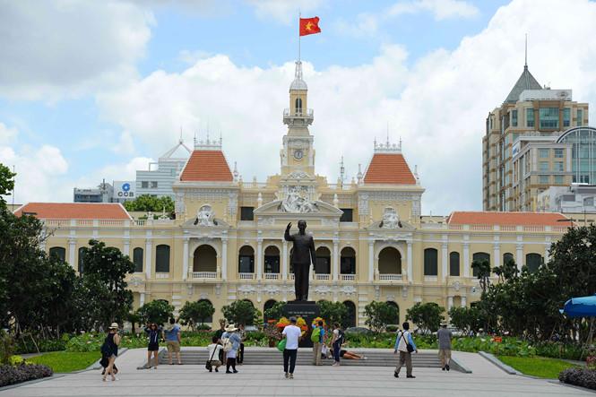 Tổng thu lĩnh vực du lịch của thành phố Hồ Chí Minh đạt hơn 29.700 tỷ đồng