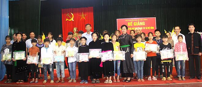 Việt Hồng (Yên Bái) bảo tồn và phát huy bản sắc văn hóa Tày
