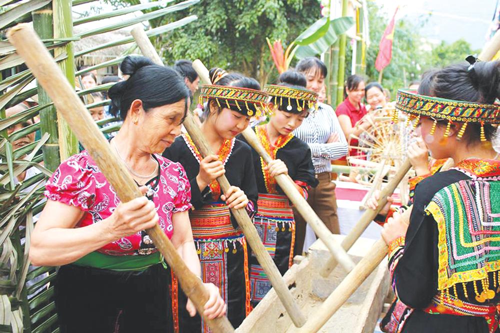 Tân Sơn (Phú Thọ) bảo tồn giá trị văn hóa Mường