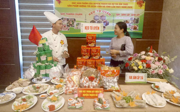 Khai thác các giá trị văn hóa ẩm thực Hà Tĩnh để thu hút khách du lịch