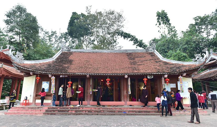 Bảo tồn và phát huy giá trị những ngôi chùa cổ ở Tuyên Quang