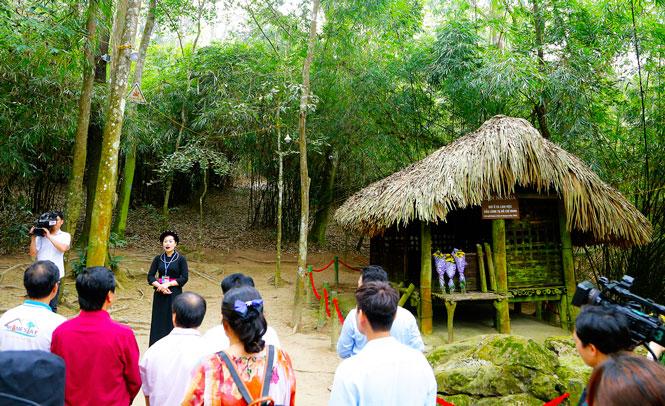 Khu di tích lịch sử quốc gia đặc biệt Tân Trào: Thu hút khách từ tiềm năng văn hóa, lịch sử