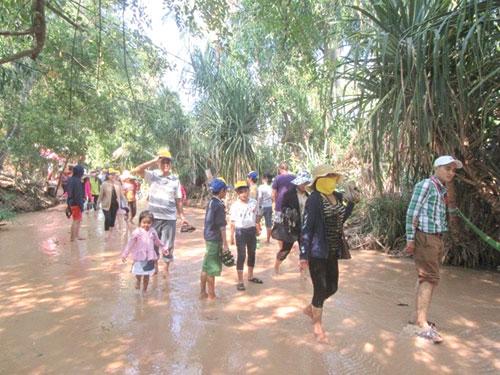 """Bình Thuận: Tin vào """"trụ cột du lịch"""""""