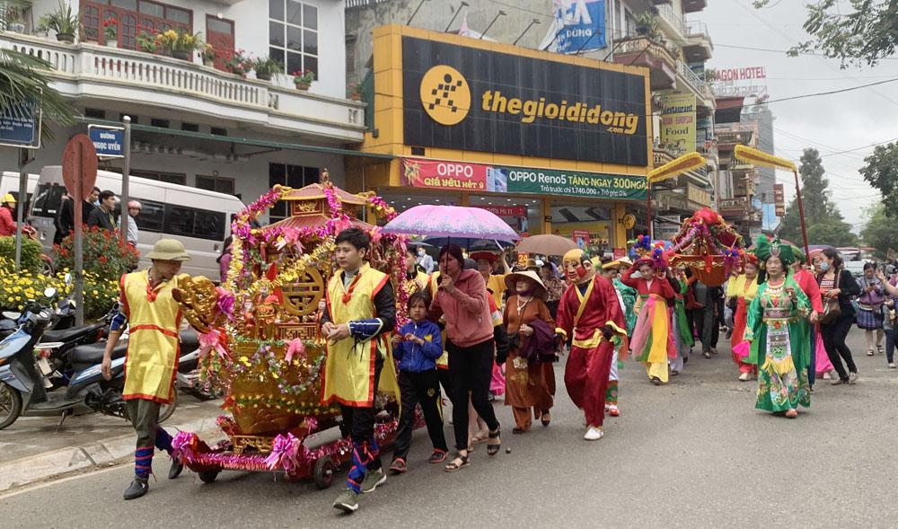 Khôi phục các nghi lễ, tín ngưỡng truyền thống ở Lào Cai
