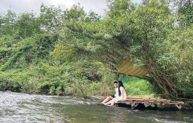 Hòa mình cùng Khe Me, Phong Điền (Thừa Thiên Huế)