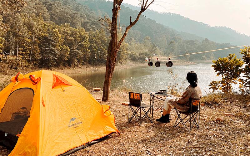 Khám phá và tận hưởng thiên nhiên cùng du lịch cắm trại