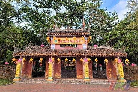 Mùa Phật Đản trên đất Cố đô Huế