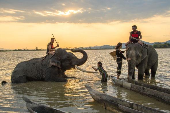 Du lịch huyện Lắk – Đắk Lắk kỳ vọng từ các dự án